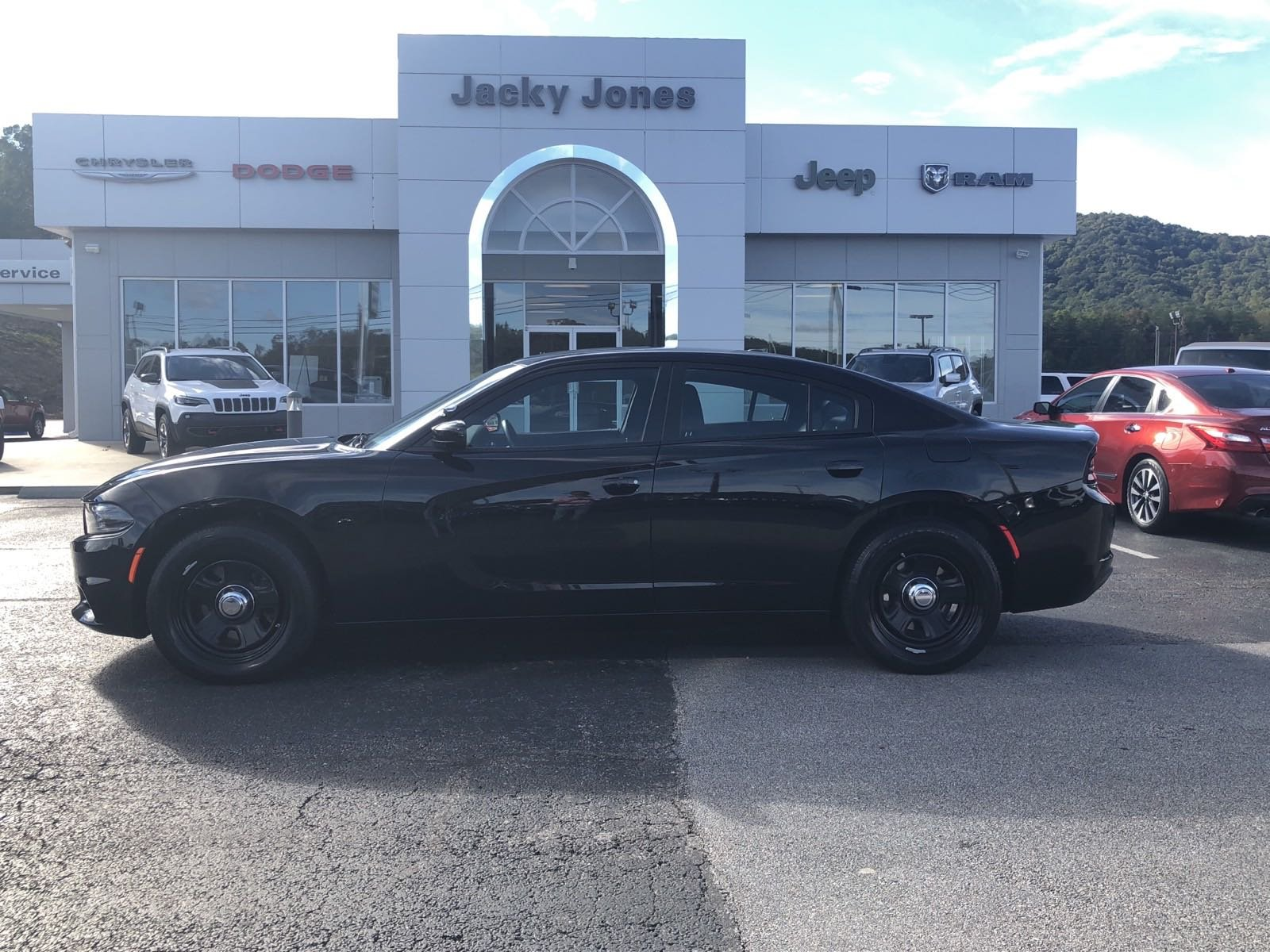 Pre-Owned 2016 Dodge Charger Police