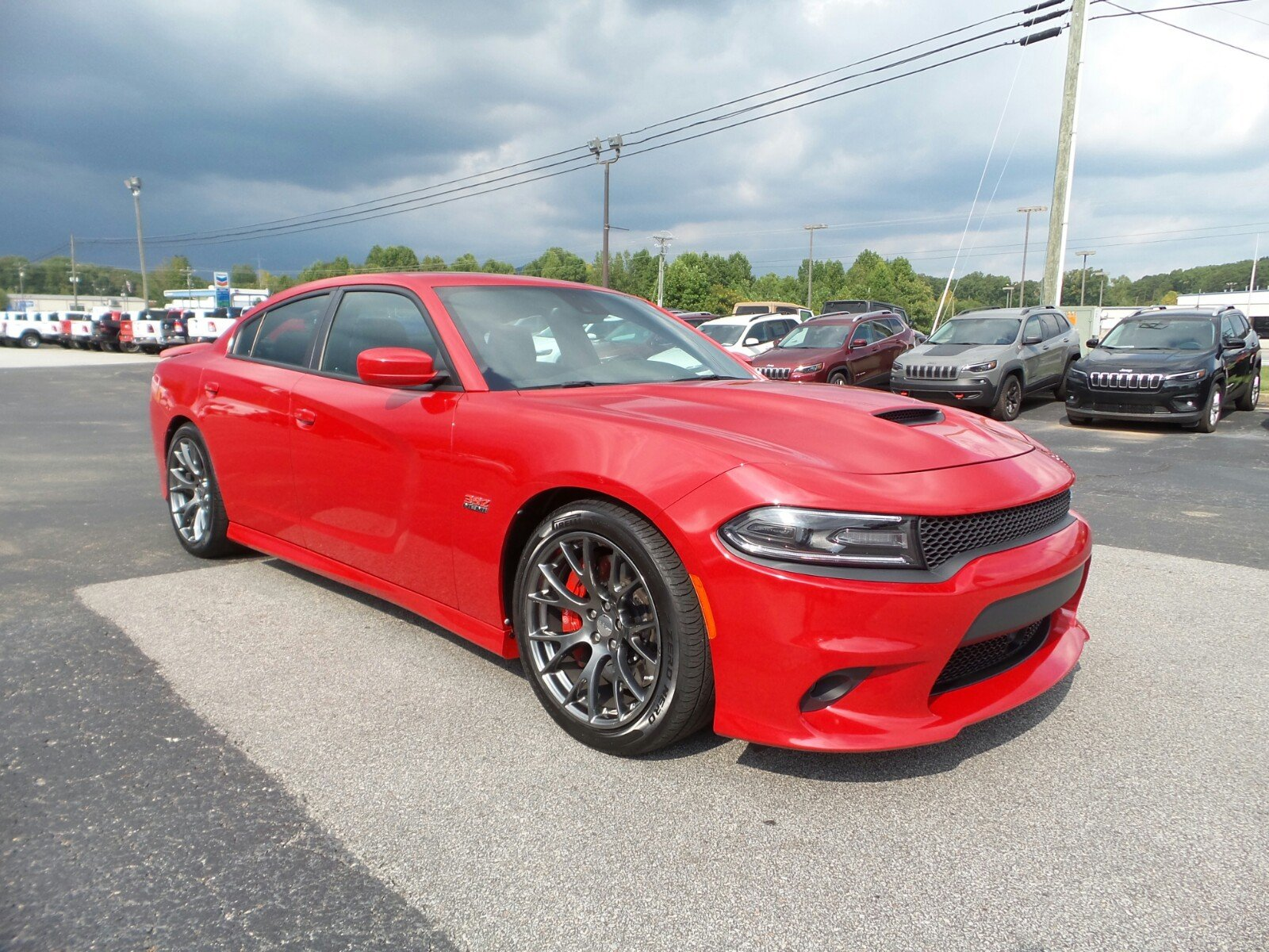 2016 Dodge Charger Srt 392 >> Pre Owned 2016 Dodge Charger Srt 392 With Navigation