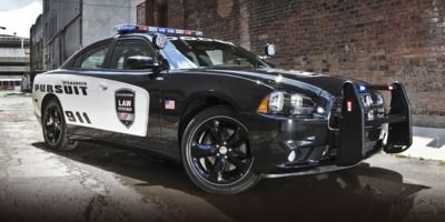 Pre-Owned 2014 Dodge Charger Police