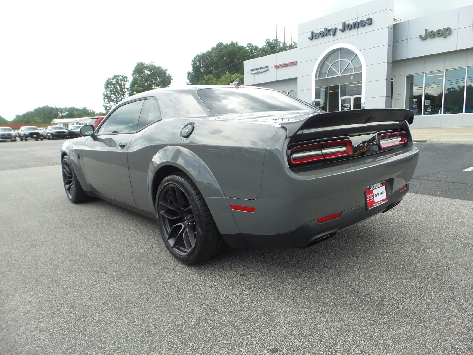 Pre-Owned 2019 Dodge Challenger SRT Hellcat Redeye