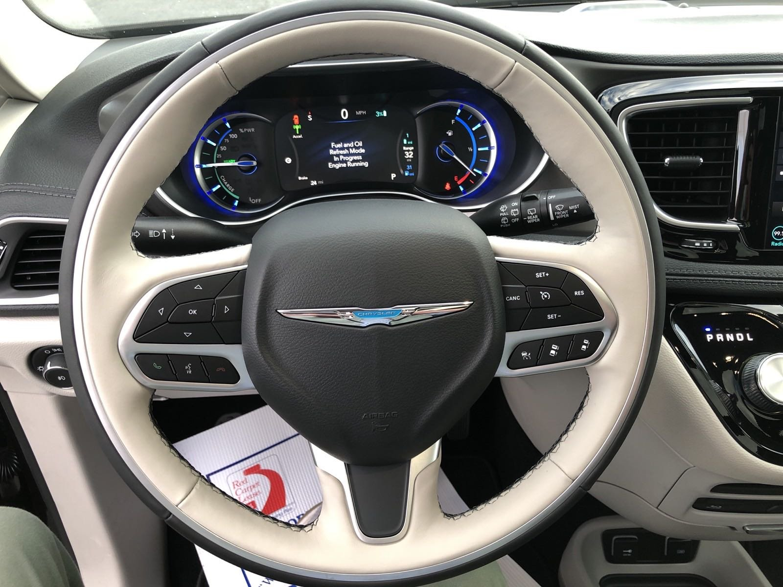 Pre-Owned 2019 Chrysler Pacifica Hybrid Limited