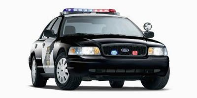 Pre-Owned 2010 Ford Police Interceptor