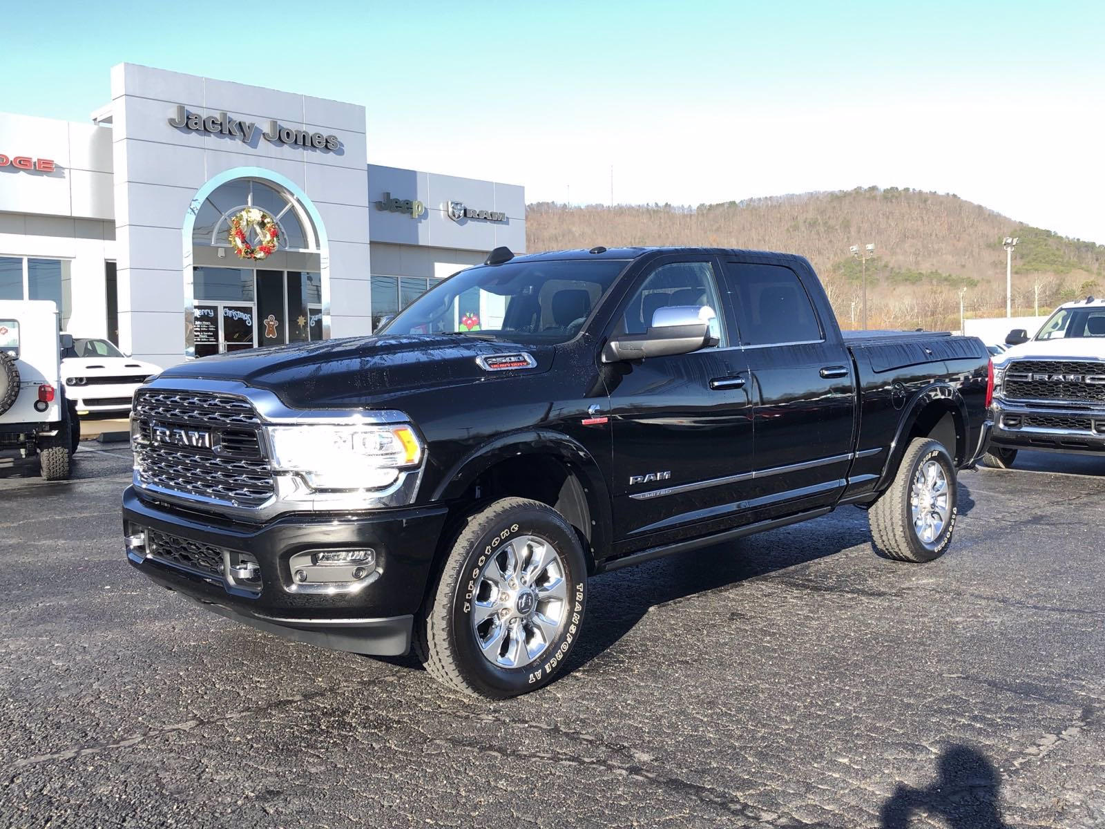 Pre-Owned 2019 Ram 2500 Limited