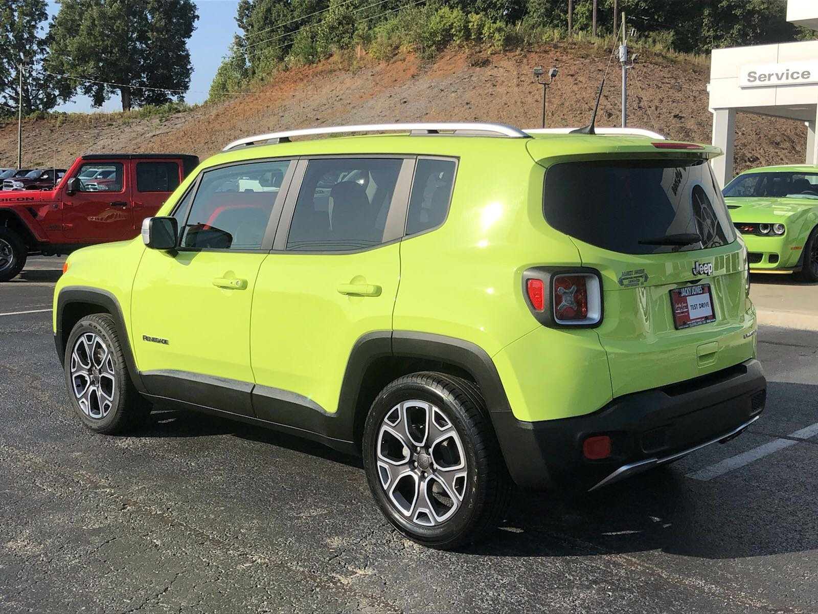 Pre-Owned 2018 Jeep Renegade Limited
