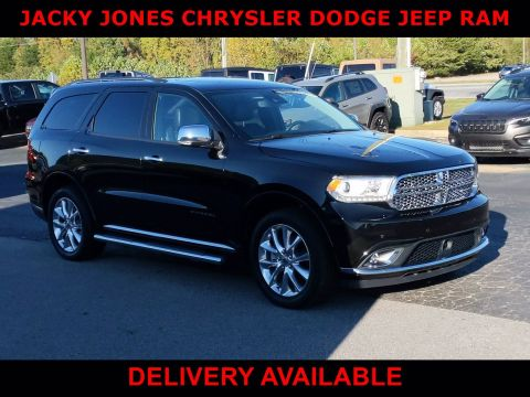 Pre-Owned 2019 Dodge Durango Citadel With Navigation & AWD