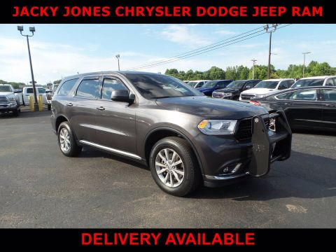 Pre-Owned 2018 Dodge Durango Special Service AWD