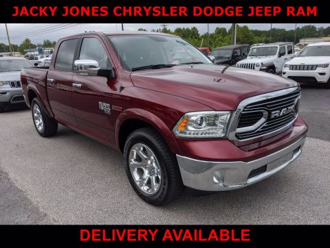 Pre-Owned 2019 Ram 1500 Classic Laramie With Navigation