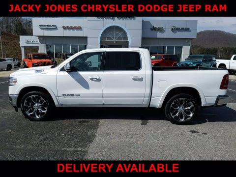 Pre-Owned 2019 Ram 1500 Longhorn With Navigation & 4WD
