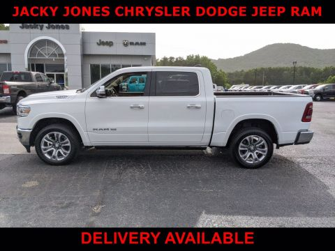 Pre-Owned 2020 Ram 1500 Longhorn With Navigation & 4WD
