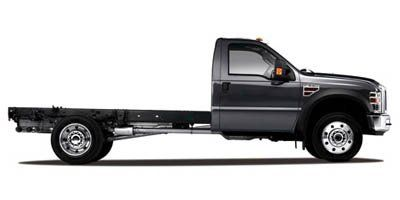 Pre-Owned 2008 Ford Super Duty F-550 DRW RWD Regular Cab Chassis-Cab