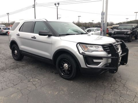 Pre-Owned 2018 Ford Police Interceptor Utility PLC