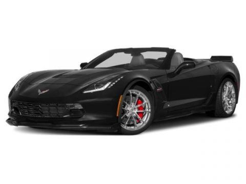 Pre-Owned 2019 Chevrolet Corvette Grand Sport 2LT