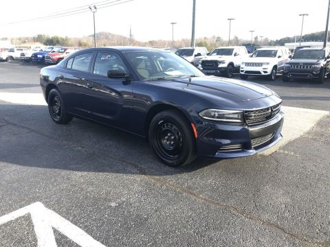 Pre-Owned 2018 Dodge Charger Police