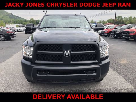 Pre-Owned 2017 Ram 3500 Tradesman RWD Regular Cab Pickup