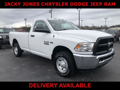 Pre-Owned 2017 Ram 2500 Tradesman RWD Regular Cab Pickup