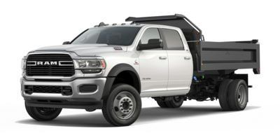 New 2020 RAM 4500 Chassis Cab Tradesman 4x2 Crew Cab