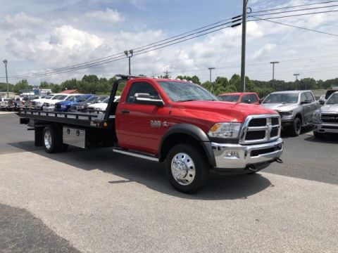 Pre-Owned 2018 Ram 5500 Chassis Cab SLT