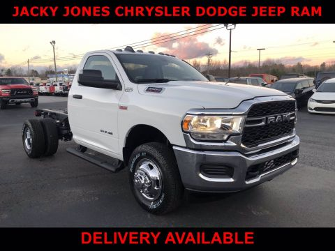 Pre-Owned 2019 Ram 3500 Chassis Cab Tradesman 4WD