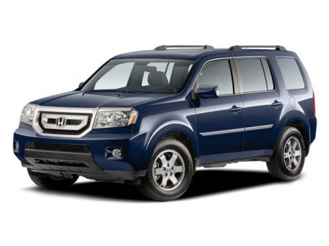 Pre-Owned 2009 Honda Pilot Touring With Navigation