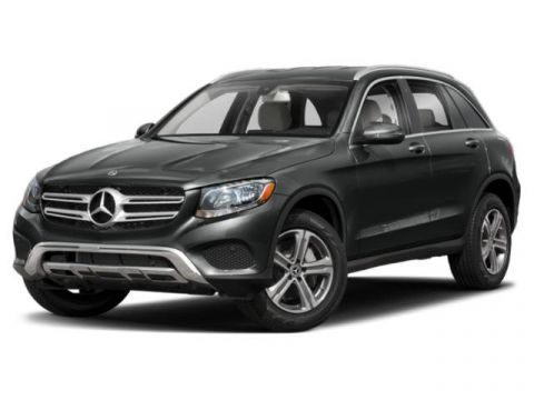 Pre-Owned 2019 Mercedes-Benz GLC GLC 300 AWD 4MATIC®